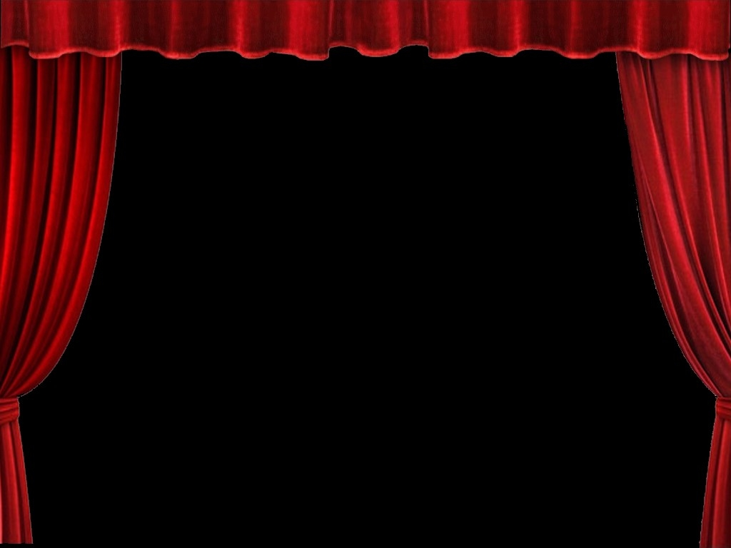 cartoon red curtains wallpaper - photo #38